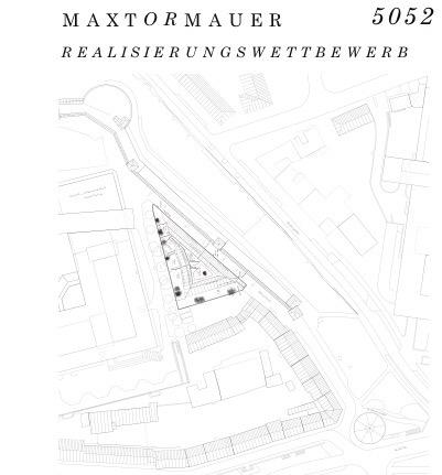 Anerkennung beim Wettbewerb MaxtormauerNürnberg